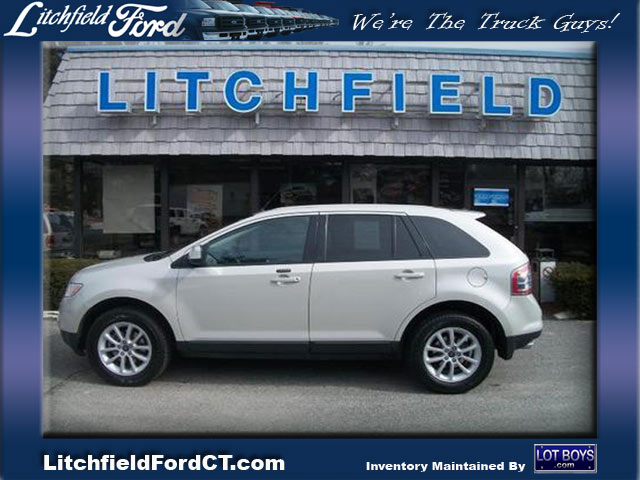 2007 Ford EdgeAWD 4dr SEL