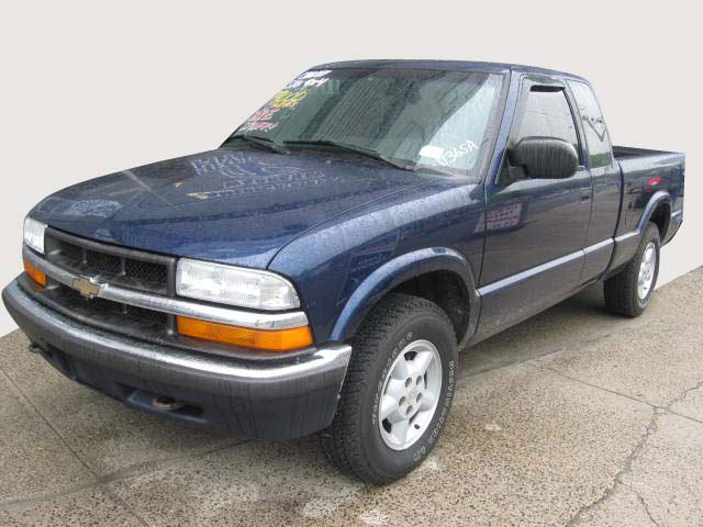 Chevrolet S10 xtreme salvage - page 11