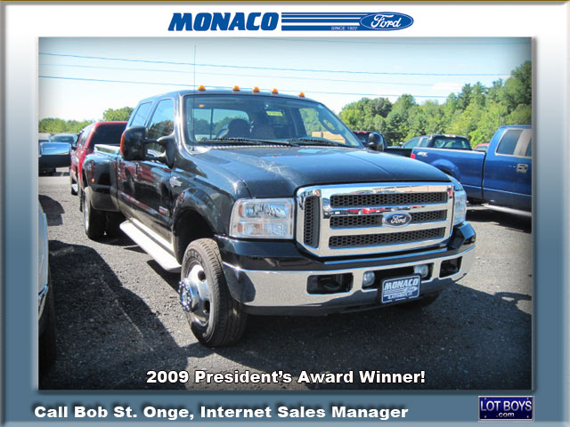 2006 FORD F350KING RANCH CREW-DUAL REAR WHEELS