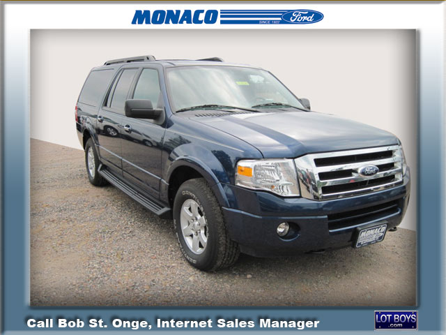 2009 Ford EXPEDITIONEL XLT 4X4